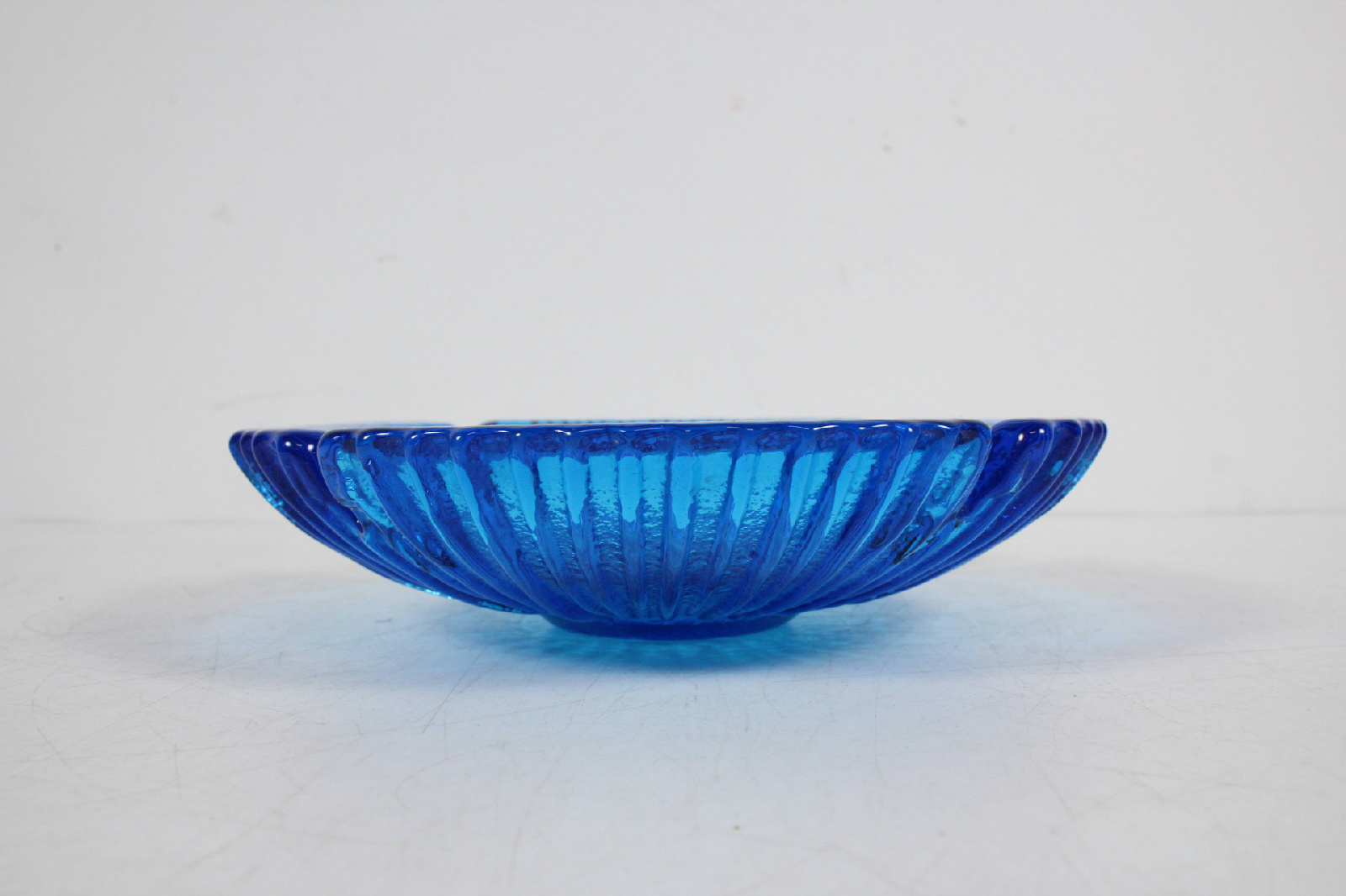 Best Art Glass Studio Cobalt Blue Artisan Home Decor Bowl Ebay This Month