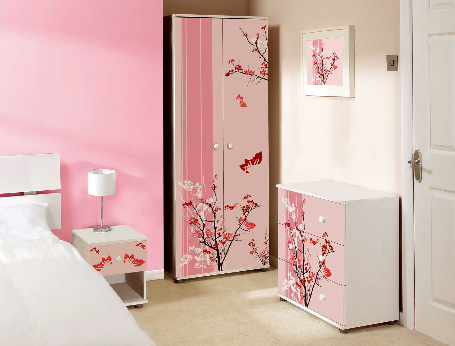 Best Pink Bedroom Ideas My Decorative This Month