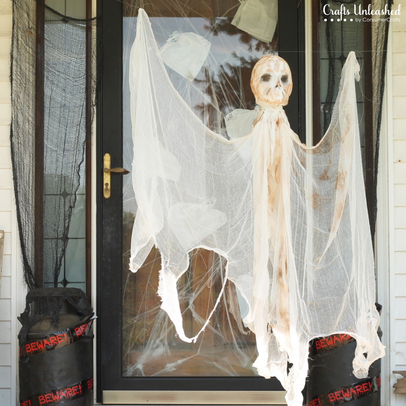 Best Spooky Outdoor Halloween Decor Ideas Blissfully Domestic This Month