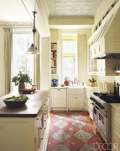 Best Elle Decor White Kitchen Persian Rug Flickr Photo Sharing This Month
