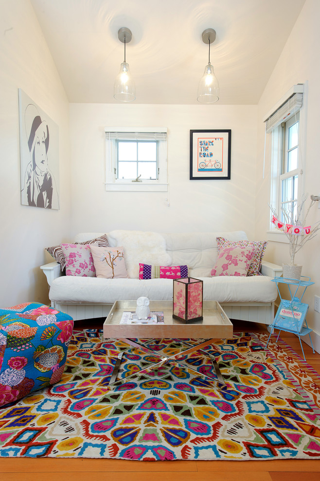 Best 30 Eclectic Living Room Designs This Month