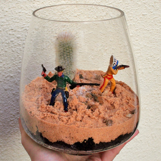 Best Diy Western Terrarium By Wendy Project Home Decor This Month