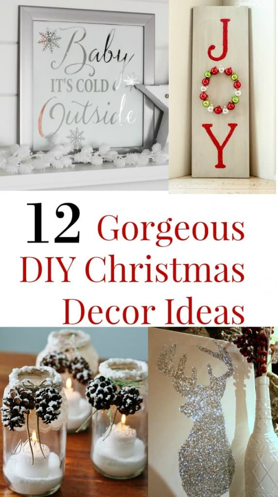 Best 12 Gorgeous Diy Christmas Decor Ideas This Month