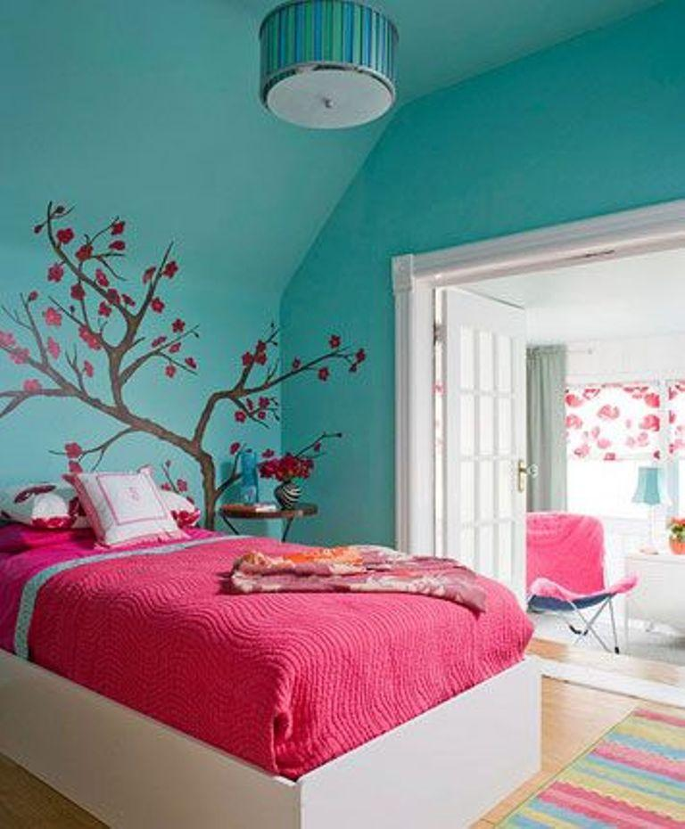 Best 15 Adorable Pink And Blue Bedroom For Girls Rilane This Month