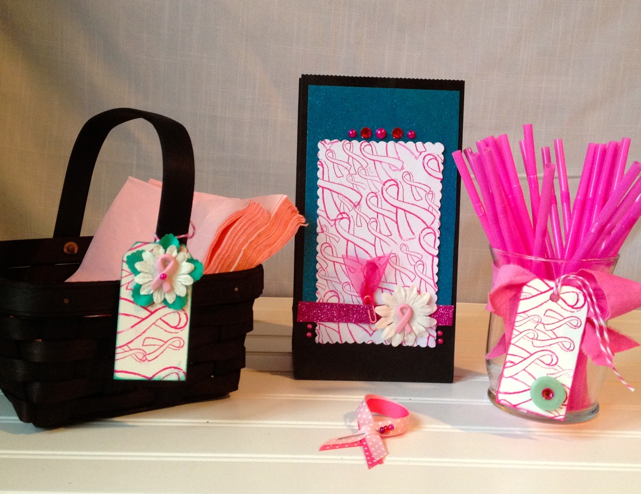 Best Pink Ribbon Of Hope Party Decorations This Month