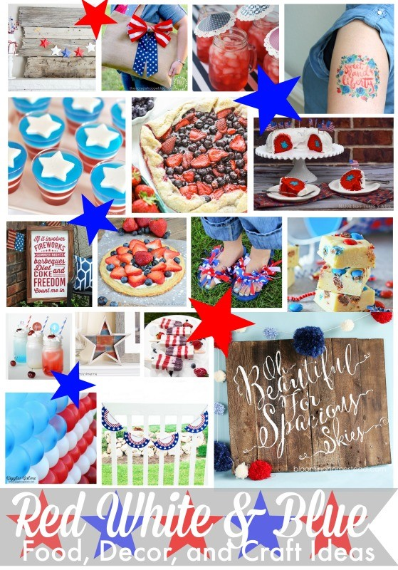 Best 4Th Of July Party Decorations 365 Days Of Crafts Diy Art This Month