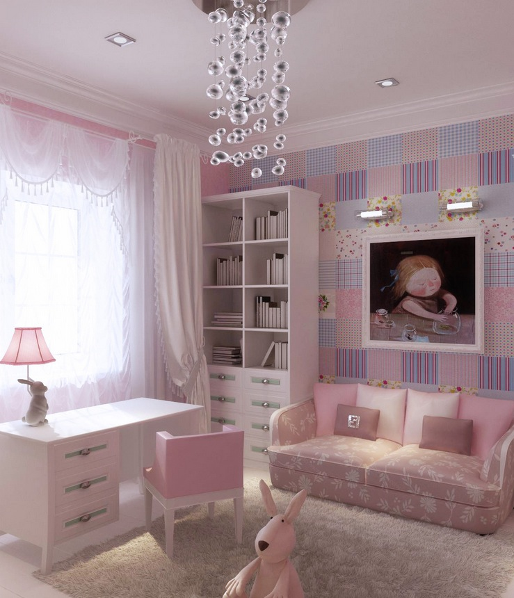 Best Cute Girls Rooms This Month