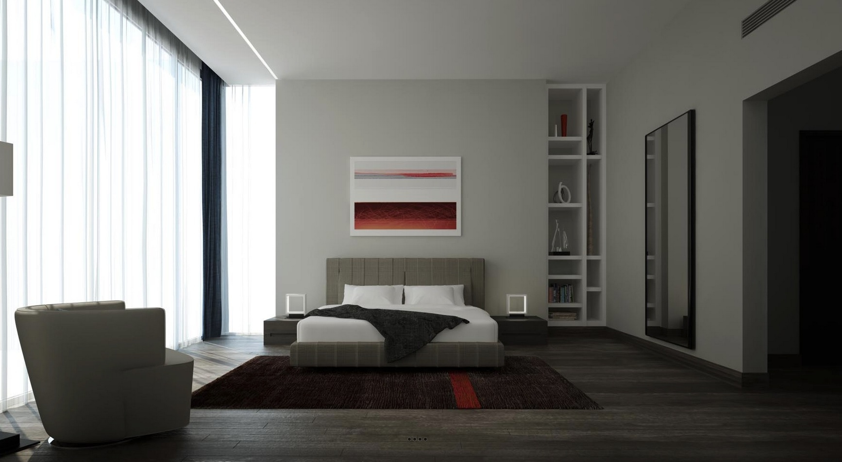 Best 21 Cool Bedrooms For Clean And Simple Design Inspiration This Month