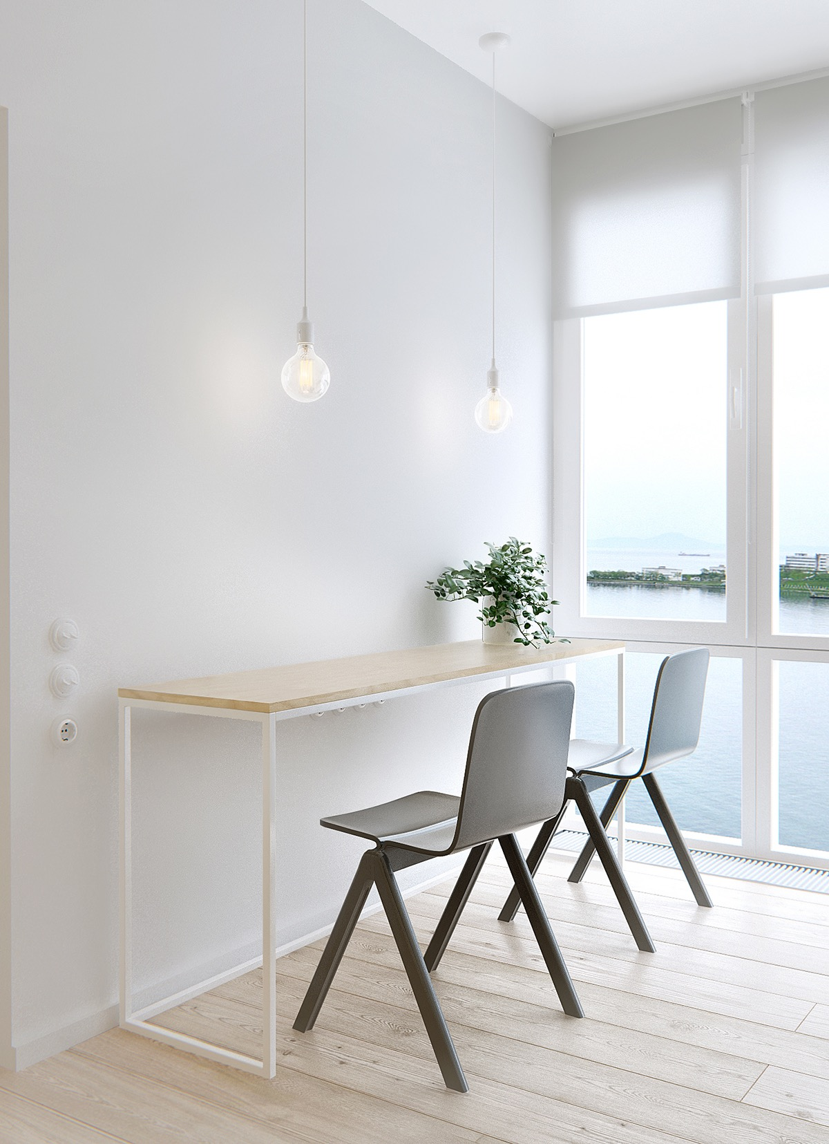 Best Minimalist Apartment For A Family Of Four This Month