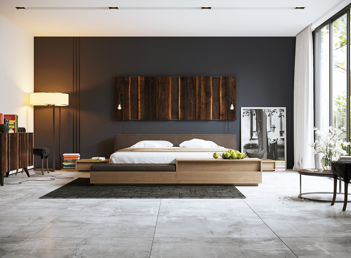 Best 40 Beautiful Black White Bedroom Designs This Month