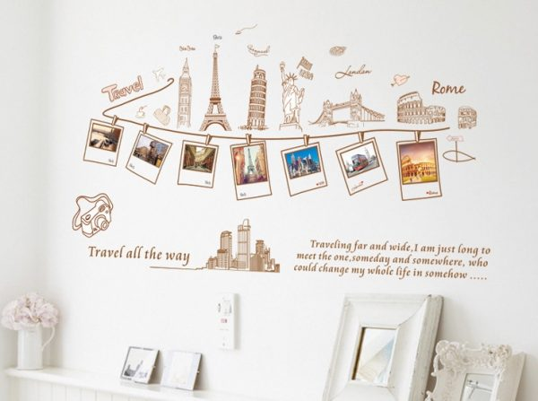 Best 50 Travel Themed Home Decor Accessories To Affirm Your This Month