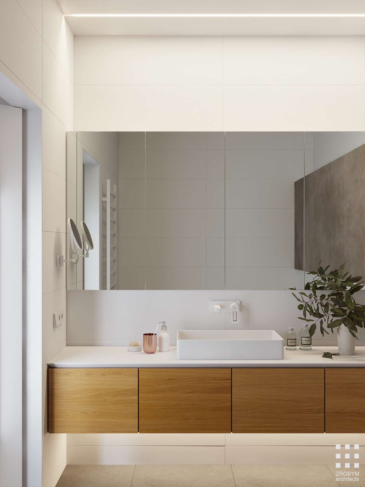 Best 40 Modern Bathroom Vanities That Overflow With Style This Month