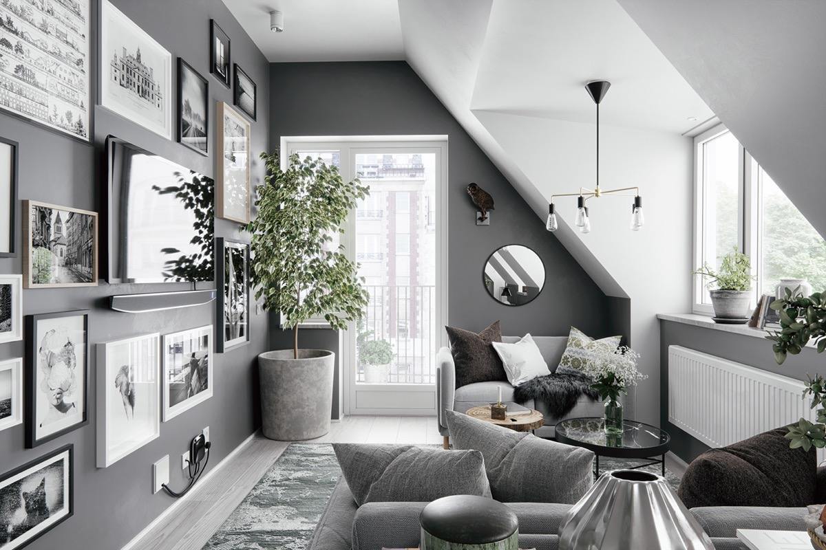 Best 40 Grey Living Rooms That Help Your Lounge Look This Month