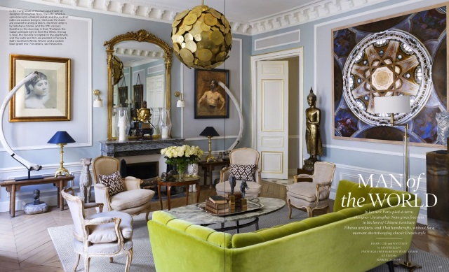 Best Elle Decor May 2016 5 Best Rooms With Designer Rugs This Month