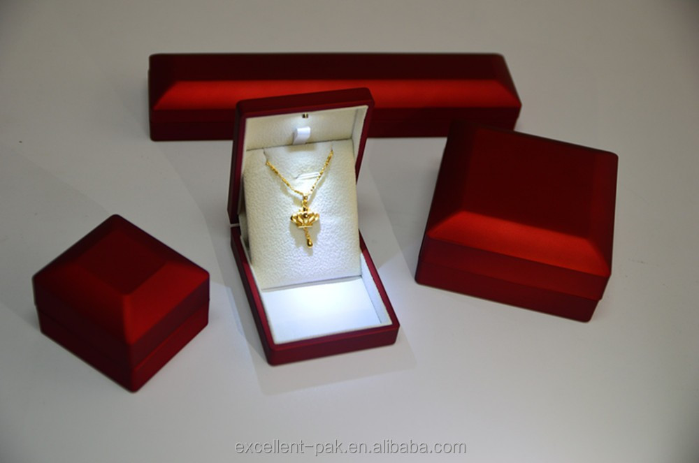 Best New Decorative Paper Packaging Jewelry Gift Box Wholesale This Month