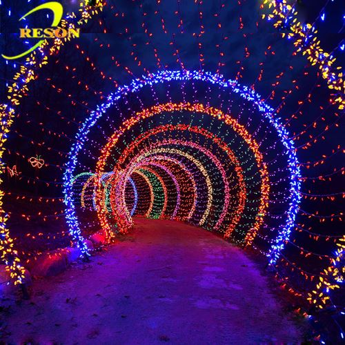 Best Royal Wedding Decoration Outdoor Wedding Tunnel Light This Month