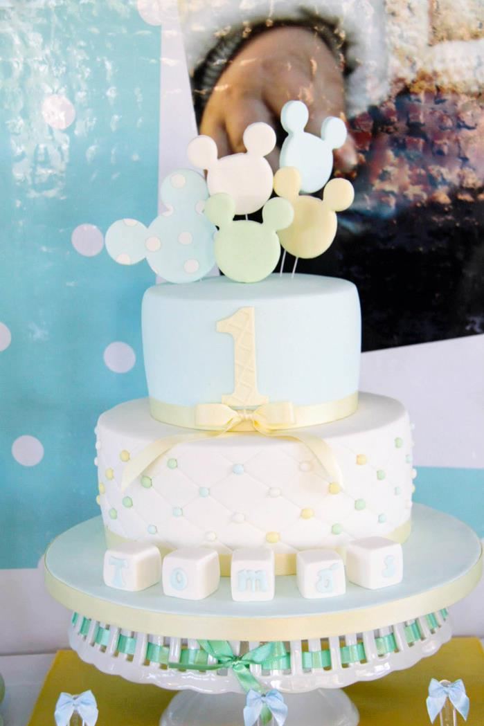 Best Kara S Party Ideas Baby Mickey Mouse Party With Lots Of This Month