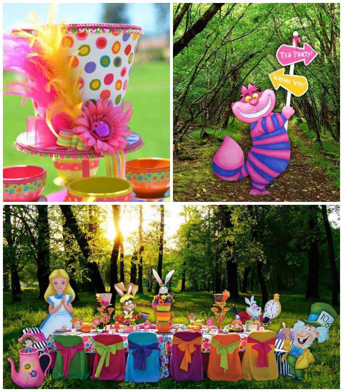 Best Kara S Party Ideas Alice In Wonderland Mad Hatter Themed This Month