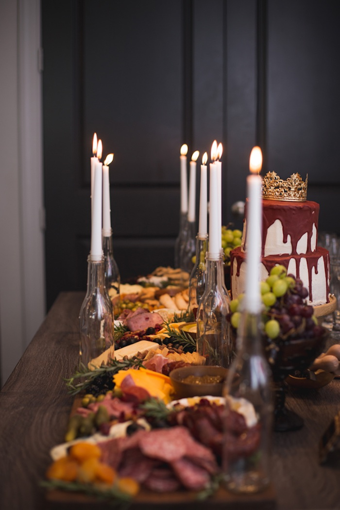 Best Kara S Party Ideas Epic Game Of Thrones Party Kara S This Month