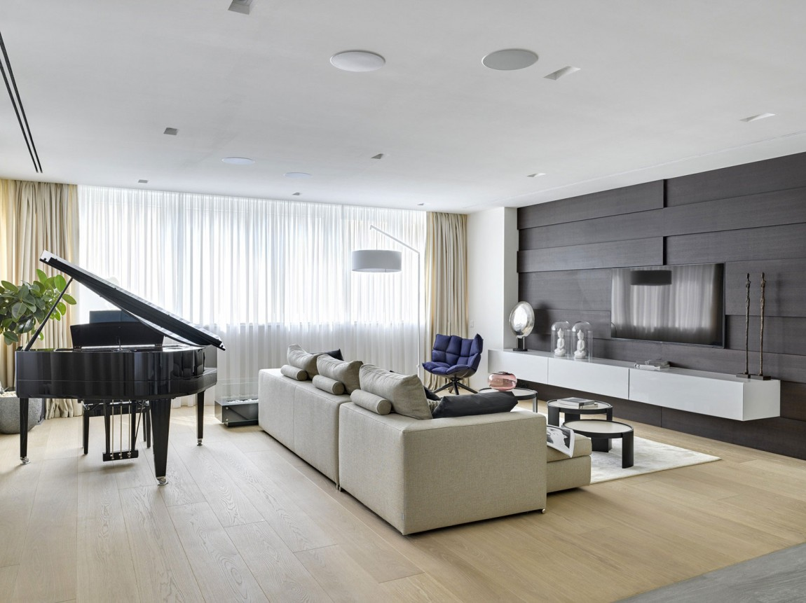 Best Room Ideas Luxury Apartment Design By Alexandra Fedorova This Month