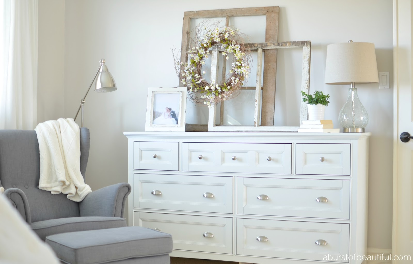 Best Romantic Farmhouse Bedroom A Burst Of Beautiful This Month