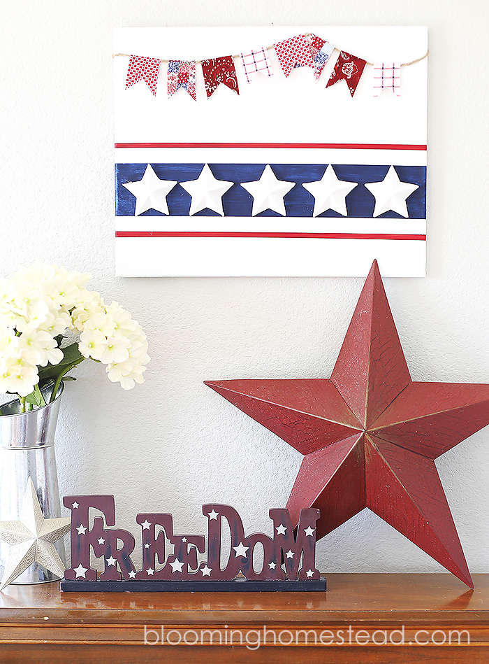 Best Patriotic Wall Art Blooming Homestead This Month