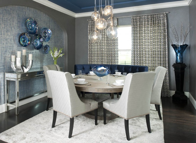 Best Wondrous Dining Room Decorating Ideas For Your Modern This Month