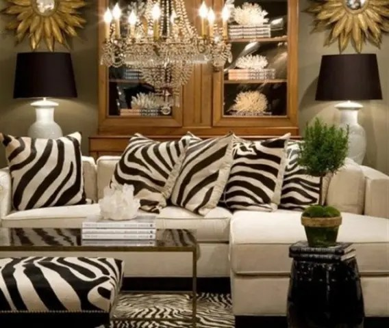 Best 25 Ideas To Use Animal Prints In Home Décor Digsdigs This Month