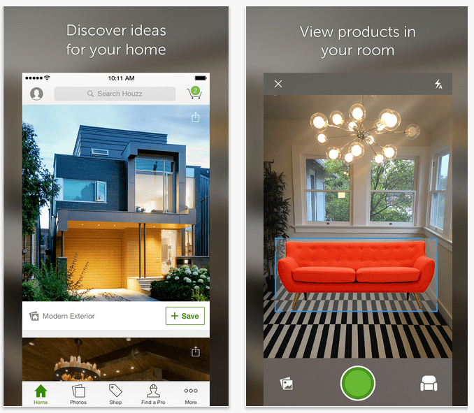 Best 5 Best Home Decor Apps For 2016 Fairfield Residential This Month