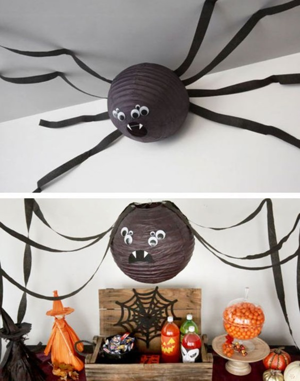 Best 40 Easy Halloween Decorations Ideas This Month