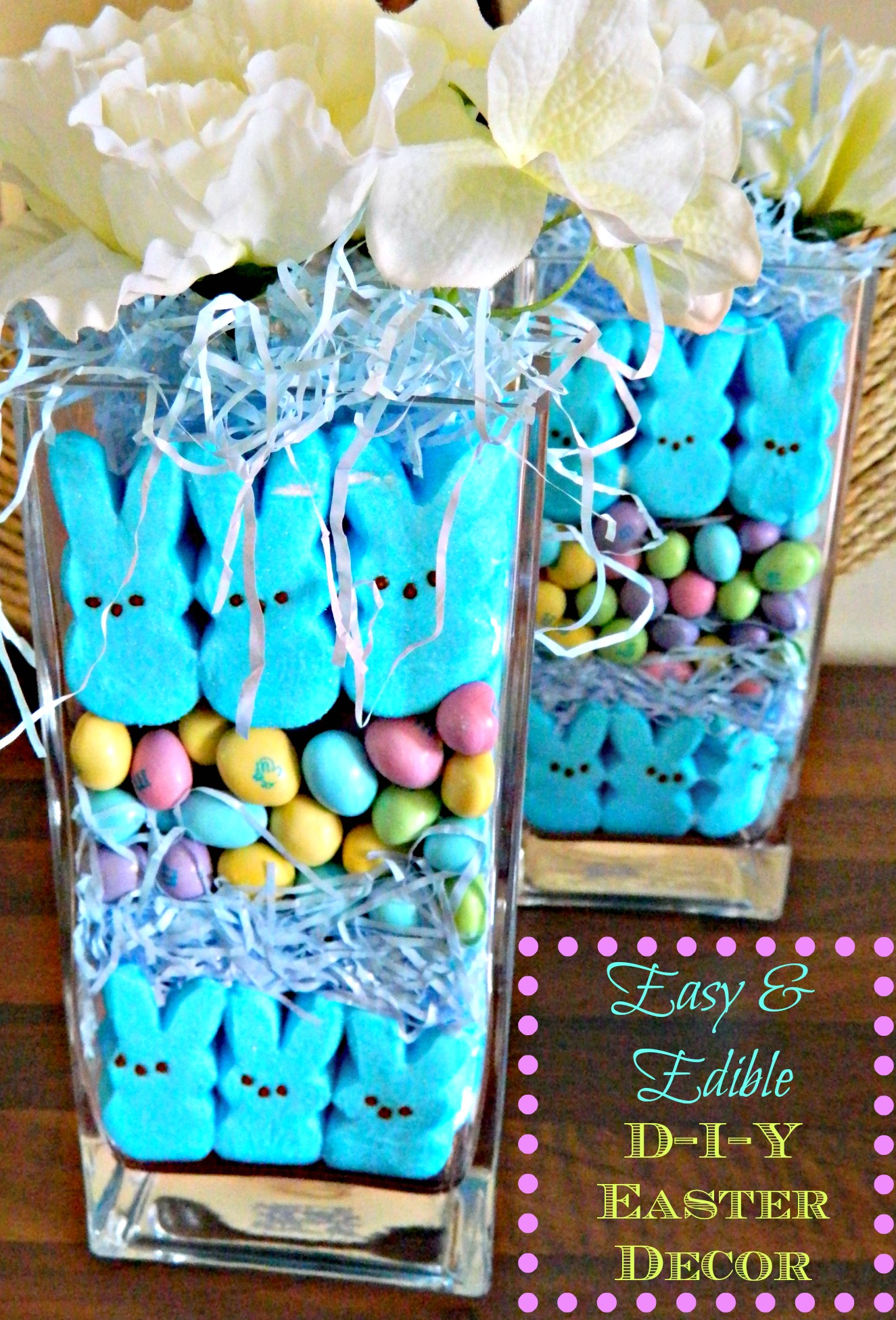 Best Easy D I Y Easter Decorations Finding Silver Linings This Month