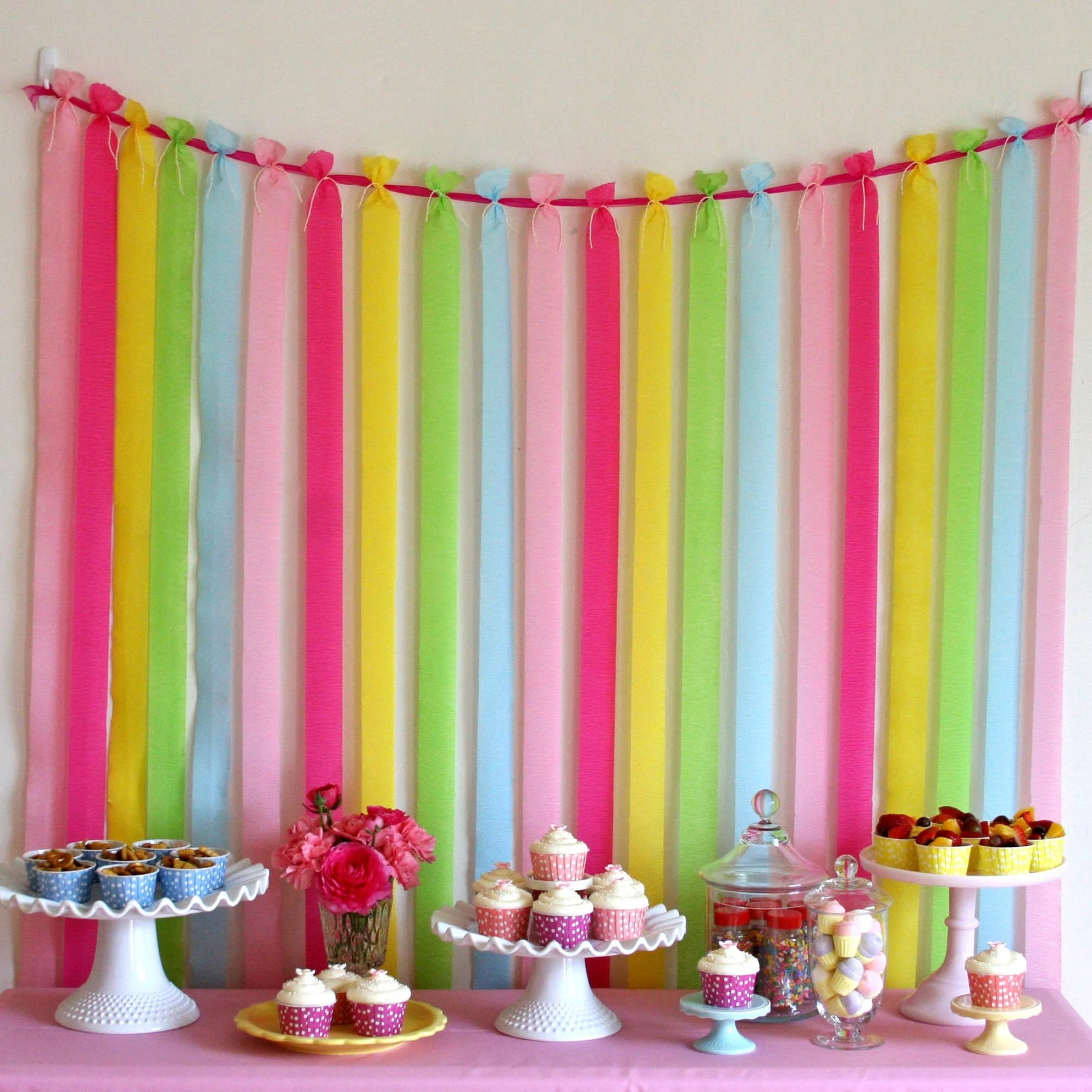 Best Pretty Party Backdrop – Glorious Treats This Month
