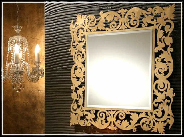 Best Magnificent Shapes Of Decorative Bathroom Mirrors For This Month