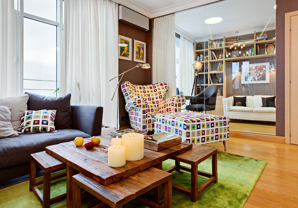 Best Kiev Apartment Decor With Stylish Details Idesignarch This Month