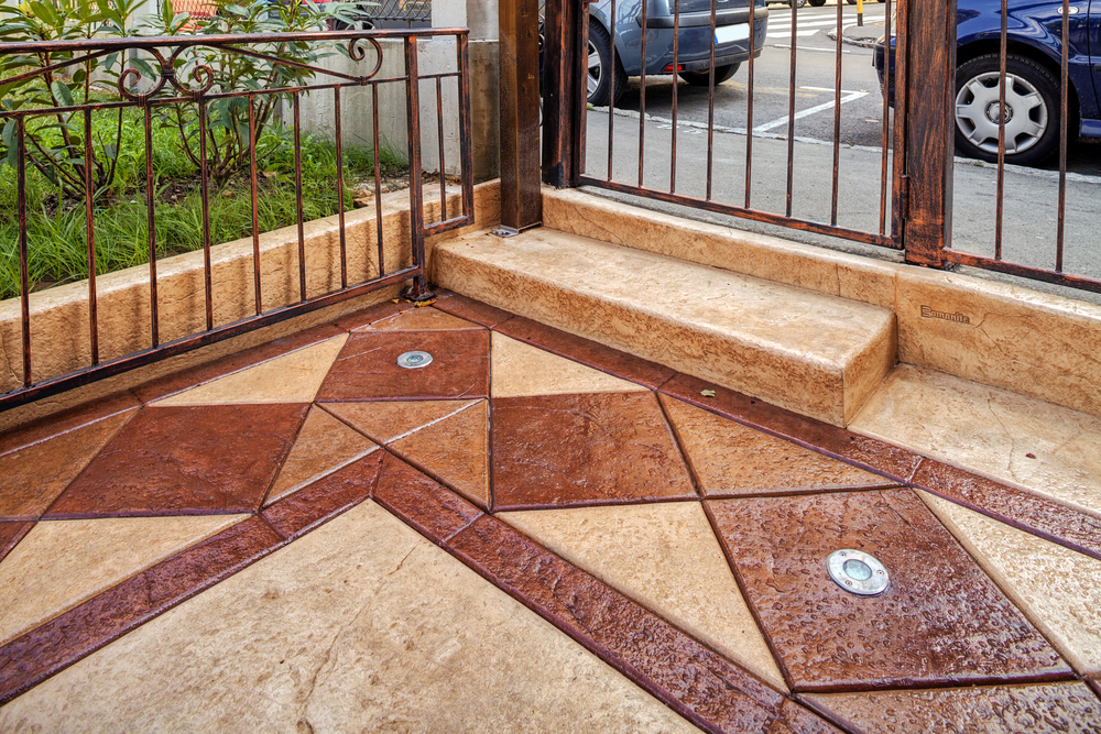 Best Foamjacking For Stamped Decorative Concrete Lift Right This Month