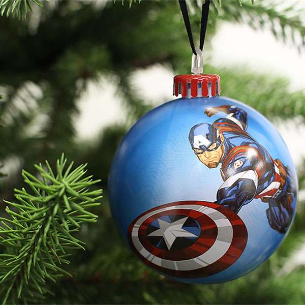 Best The Avengers Christmas Decorations Ornaments Numskull This Month