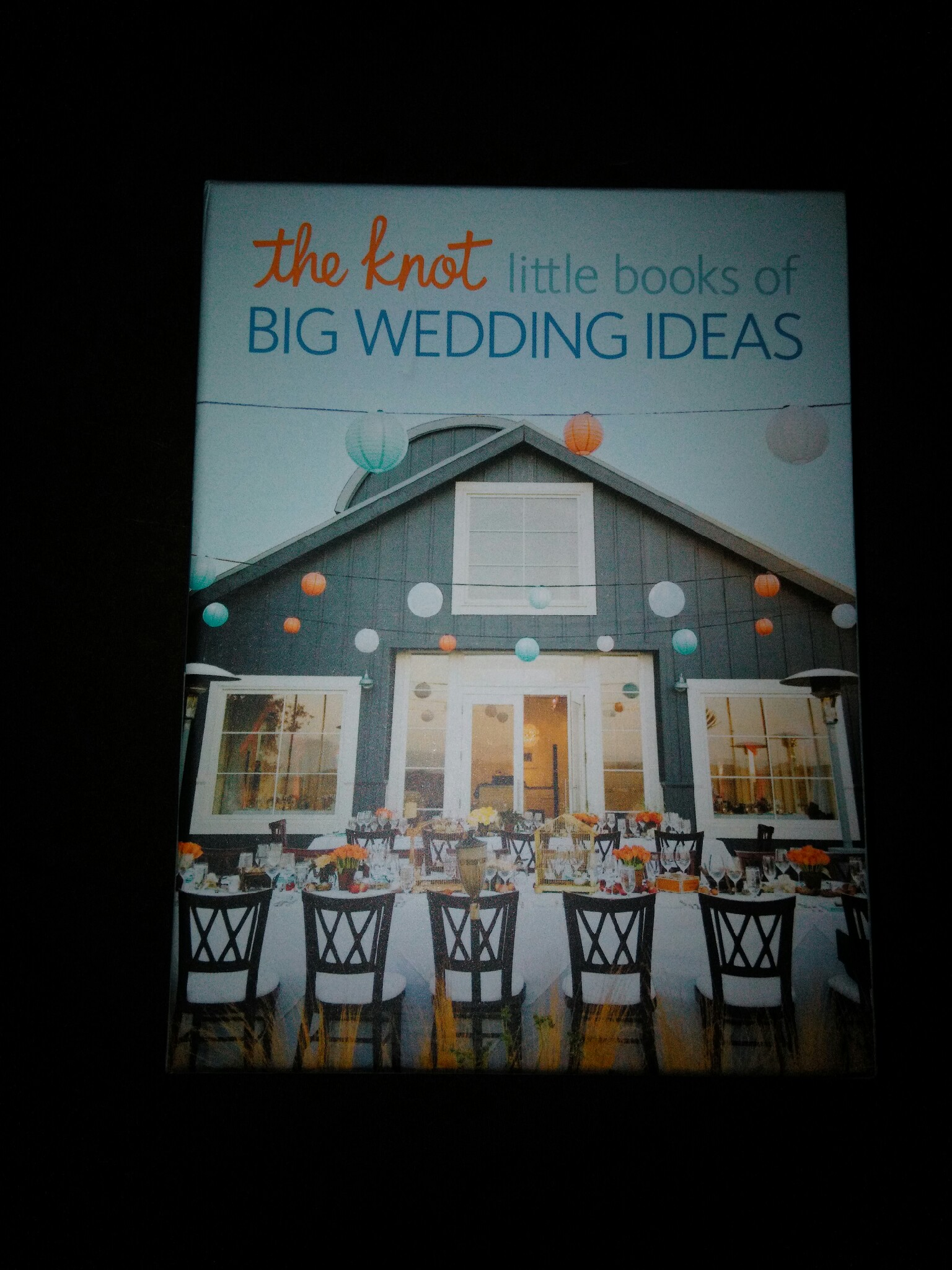 Best The Knot Little Books Of Big Wedding Ideas Remembrancy This Month