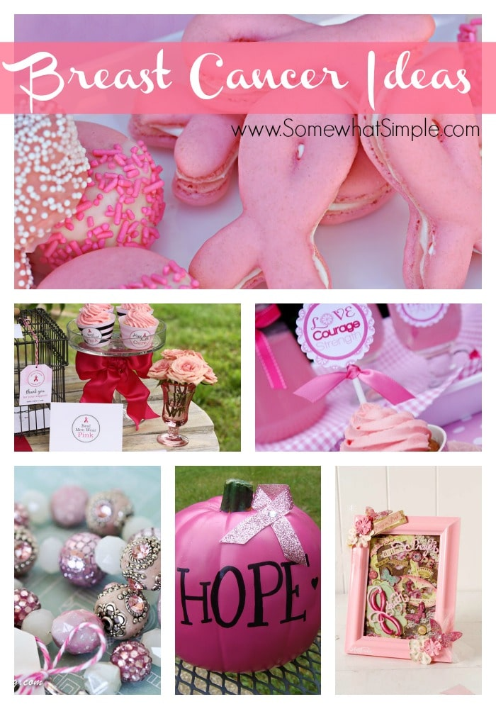 Best Br**St Cancer Awareness Ideas 10 Fun Crafts And Recipes This Month