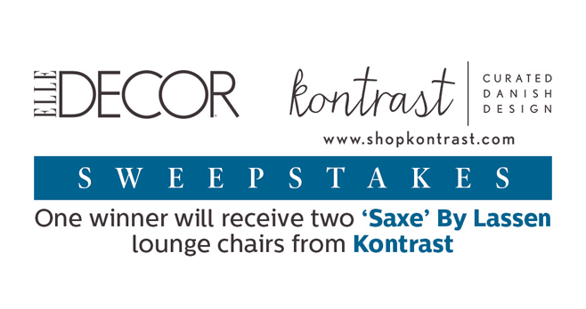 Best Elle Decor Kontrast Sweepstakes Kontrast Elledecor Com This Month