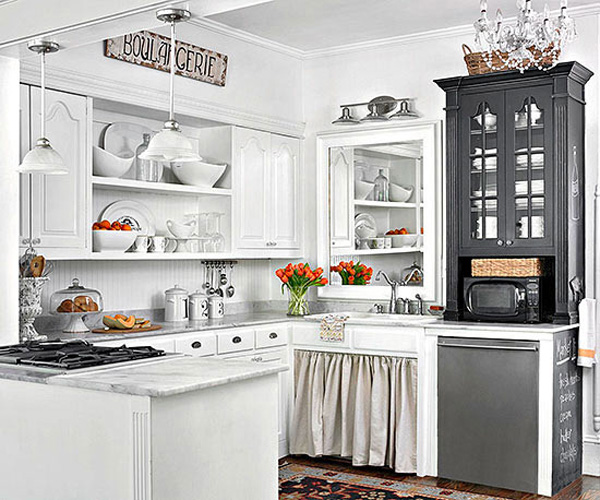 Best 10 Stylish Ideas For Decorating Above Kitchen Cabinets This Month