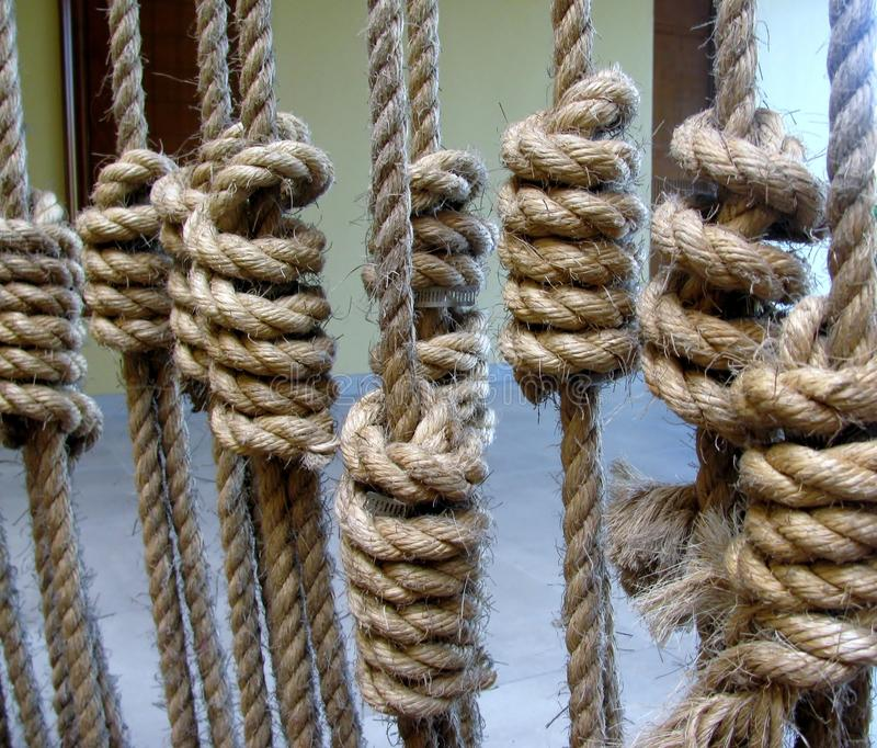 Best Decorative Rope Knots Stock Photo Image Of Brown This Month