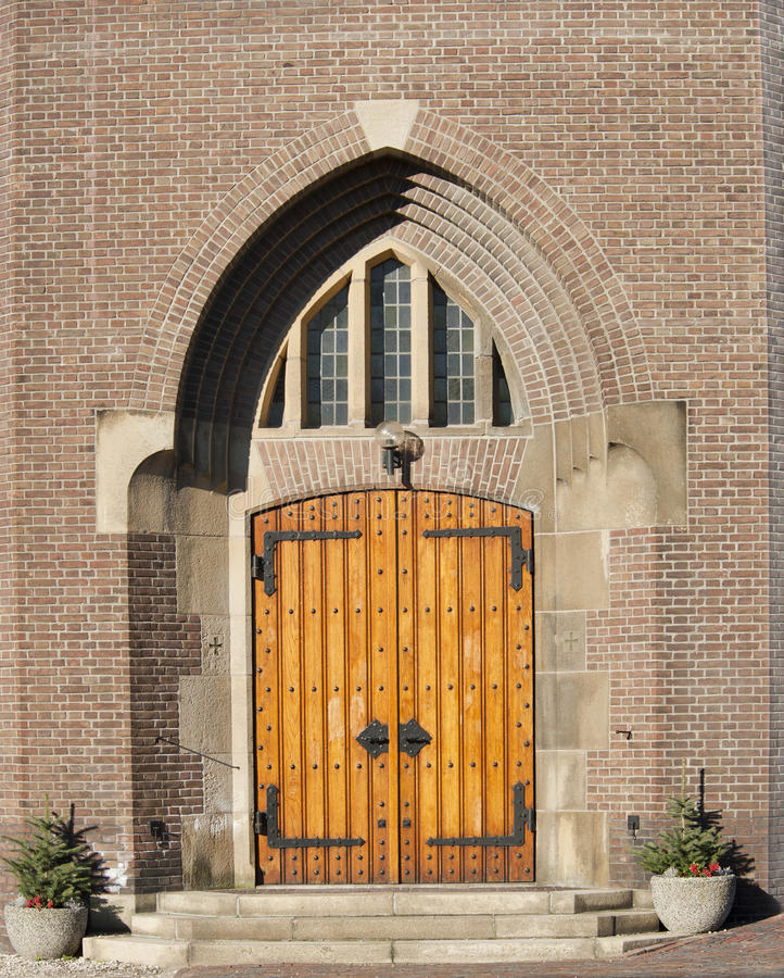 Best Wooden Entrance Door Of Church Stock Photo Image Of Holy This Month