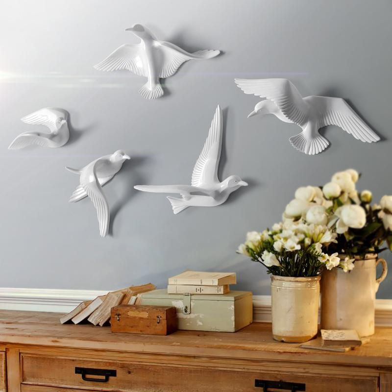 Best Seagull Seabirds Wall Decor Walling Shop This Month
