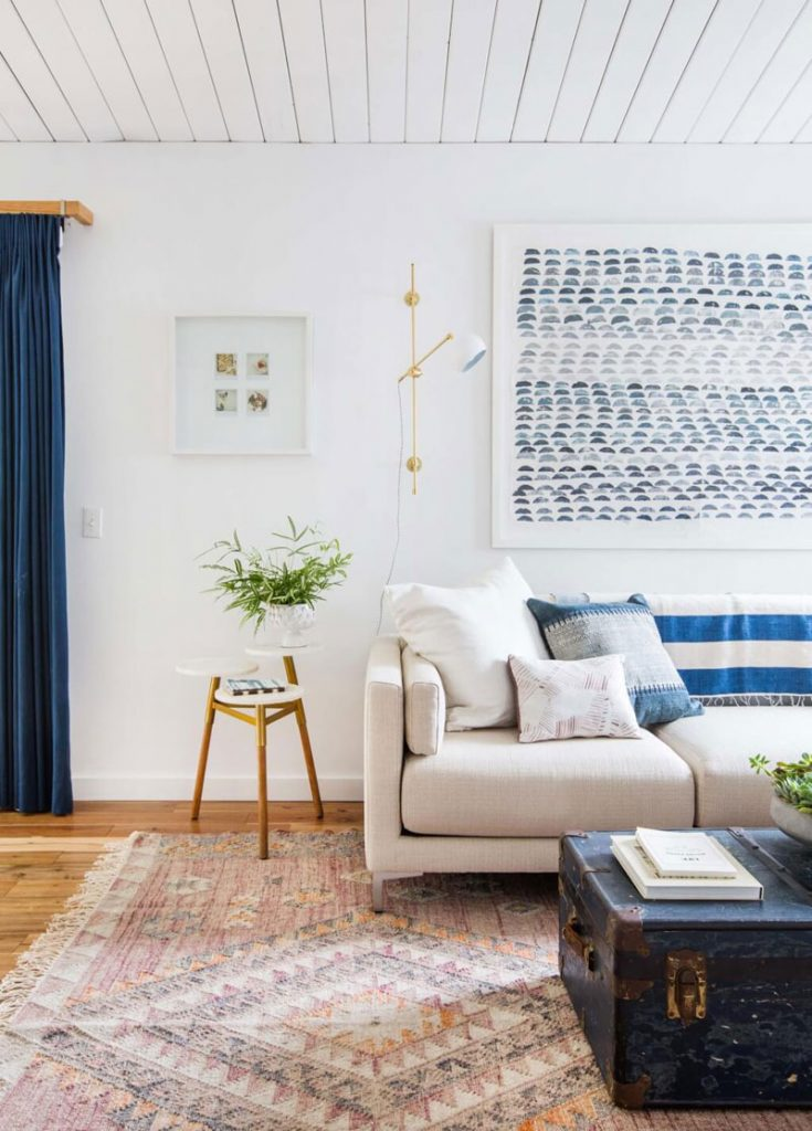 Best Blue White Wooden Interior Inspiration Apartment Number 4 This Month
