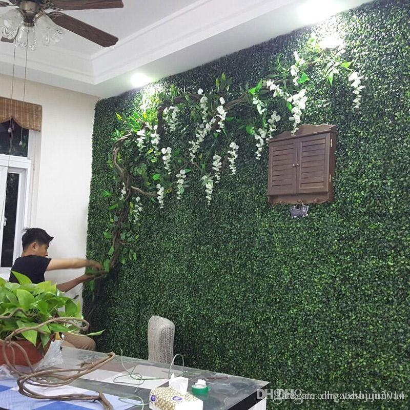 Best 2019 Artificial Grass Plastic Boxwood Mat Topiary Tree This Month