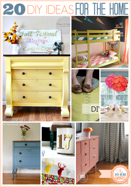 Best 20 Diy Home Projects The 36Th Avenue This Month