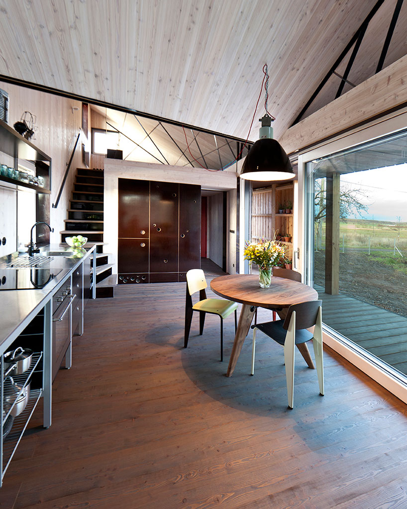 Best Asgk Design Crafts Low Energy House In The Bohemian This Month