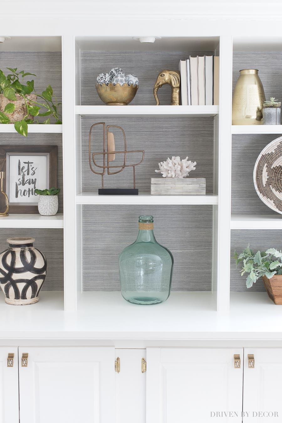 Best How To Decorate Shelves Bookcases Simple Formulas That This Month