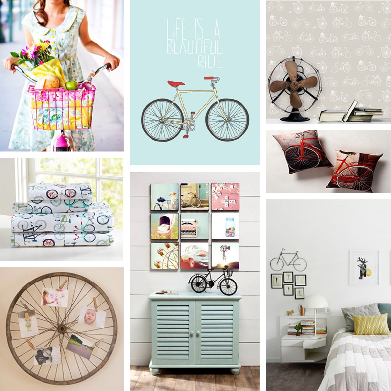 Best Bicycle Themed Room Interior Design Inspiration Epoch This Month