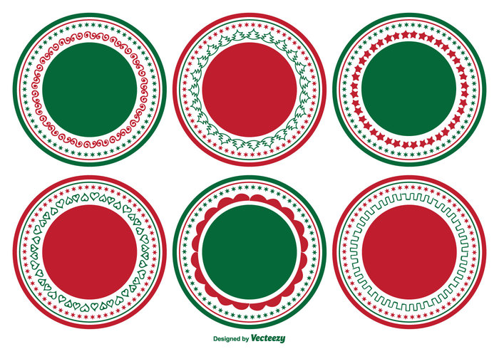 Best Decorative Blank Christmas Label Set 147140 Welovesolo This Month